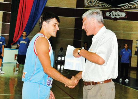 «I İslam Həmrəyliyi Oyunlarında qazanılan qələbə Azərbaycan basketbolçularının ən böyük nailiyyətidir»