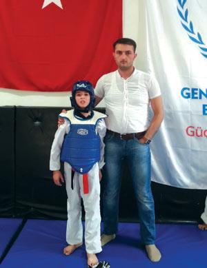 İdmançımız Türkiyədə qızıl medala layiq görülüb