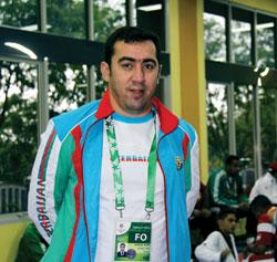 """Gündüz Abdullayev: """"Əsas məqsəd taekvondo üzrə Olimpiya medalını qazanmaqdır"""""""
