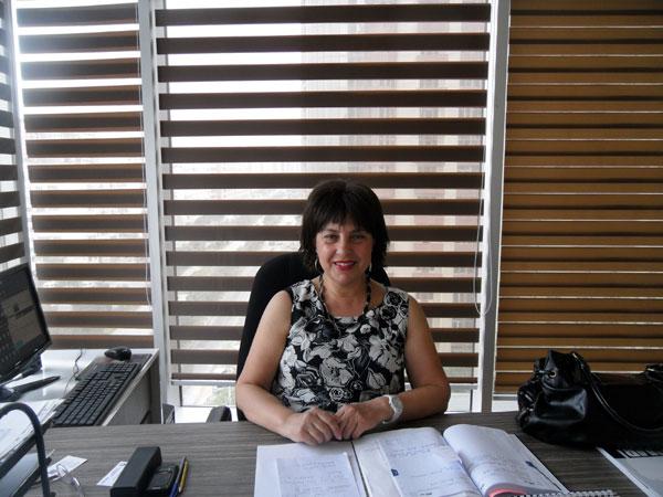 Afət Rüstəmova: «Müasir idman avadanlıqları günümüzün tələbidir»
