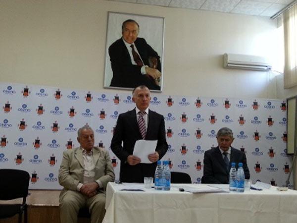 Azərbaycan Basketbol Federasiyasının hesabat-seçki konfransı keçirilib