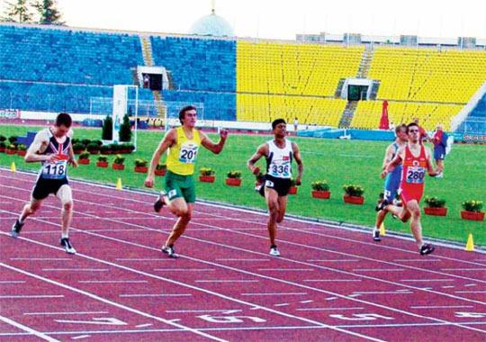 BOK-un və AOK-un himayəsi altında keçirilən idman tədbirləri avropa yeniyetmələrinin olimpiya festivalları