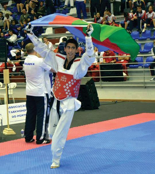 4 taekvondoçumuz Yeniyetmələrin II Olimpiya Oyunlarına lisenziya qazanıb