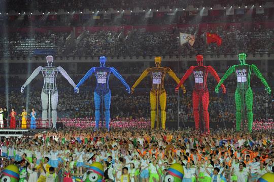 12 medal və Nankin Olimpiadasında unudulmaz anlar