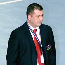 """Zaur Axundov: """"""""Dördlər finalı""""na kimi 4-5 yoxlama oyunu keçirəcəyik"""""""