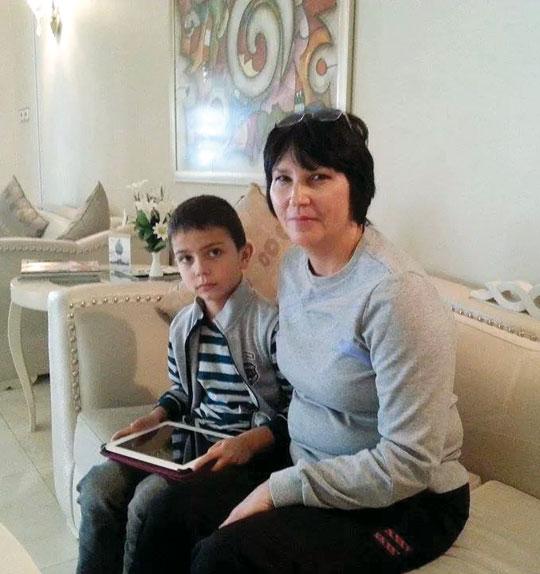 """Zemfira Meftəhətdinova: """"Ən böyük mükafatım ailəmdir"""""""
